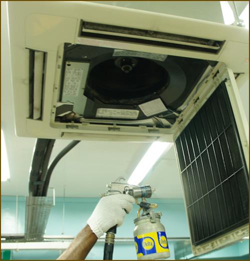 Delta Nano Hygiene Iaq Indoor Air Quality
